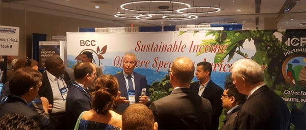 Our Founder, David Sewell, explaining our business model and our Socially Sustainable programs
