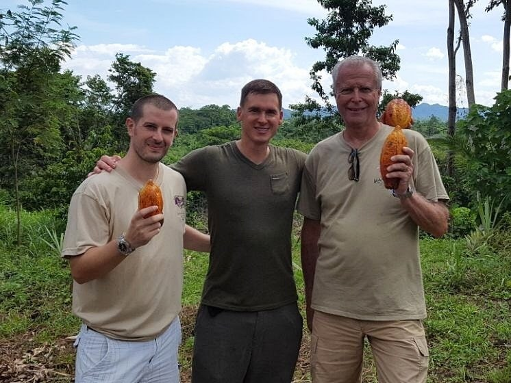 Cacao Tours in Belize