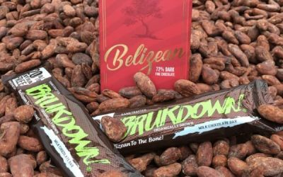 MAHOGANY CHOCOLATE BAR SALES ARE TAKING OFF IN BELIZE