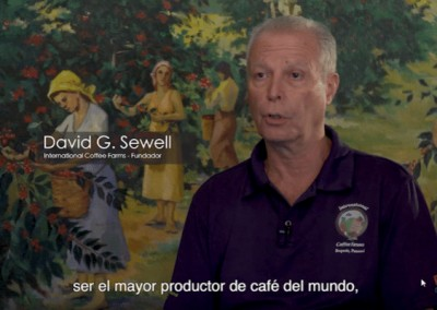 David Sewell - International Coffee Farms