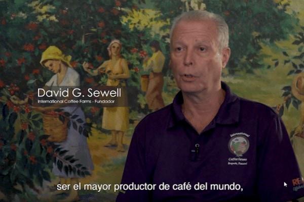 David Sewell - Granjas de café internacionales