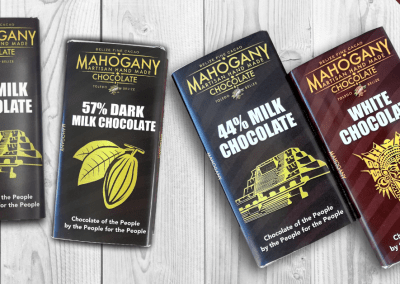 New Mahogany Chocolate bars