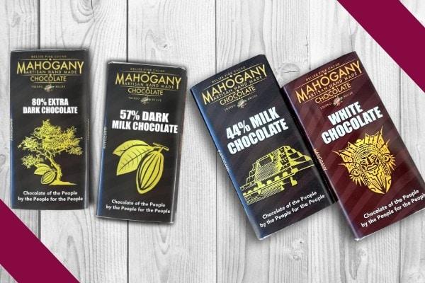 Chocolate Caoba - Productos