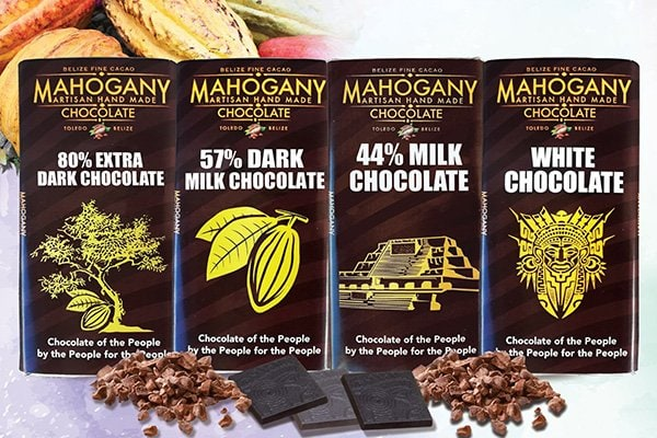 Mahogany Chocolate Bars