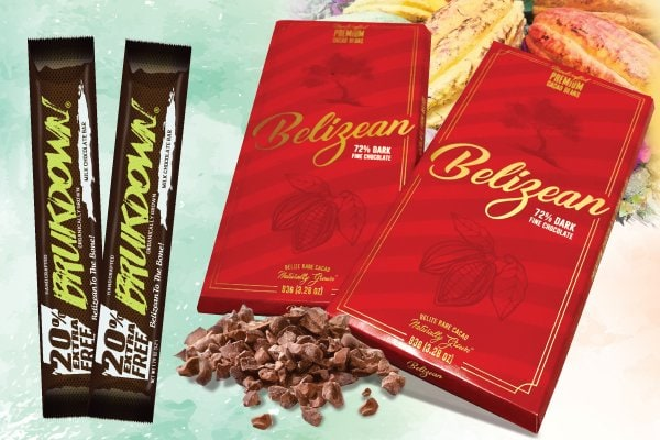 Belizean and Brukdown Bars