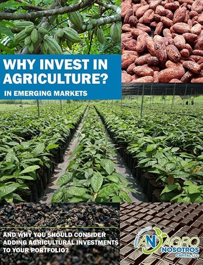 Why Invest in Agriculture? in Emerging Markets