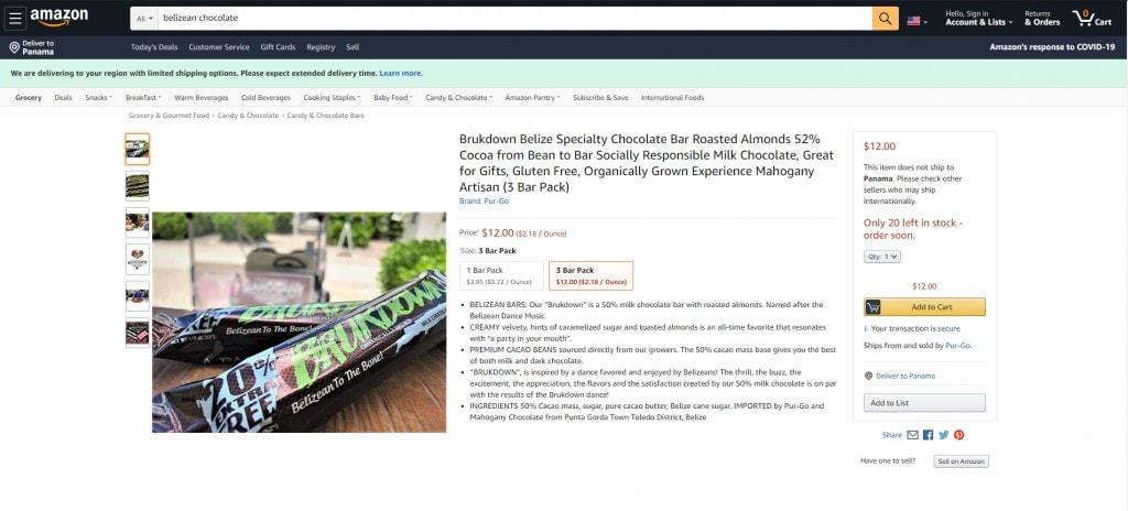 Brukdown Bar Available on Amazon!
